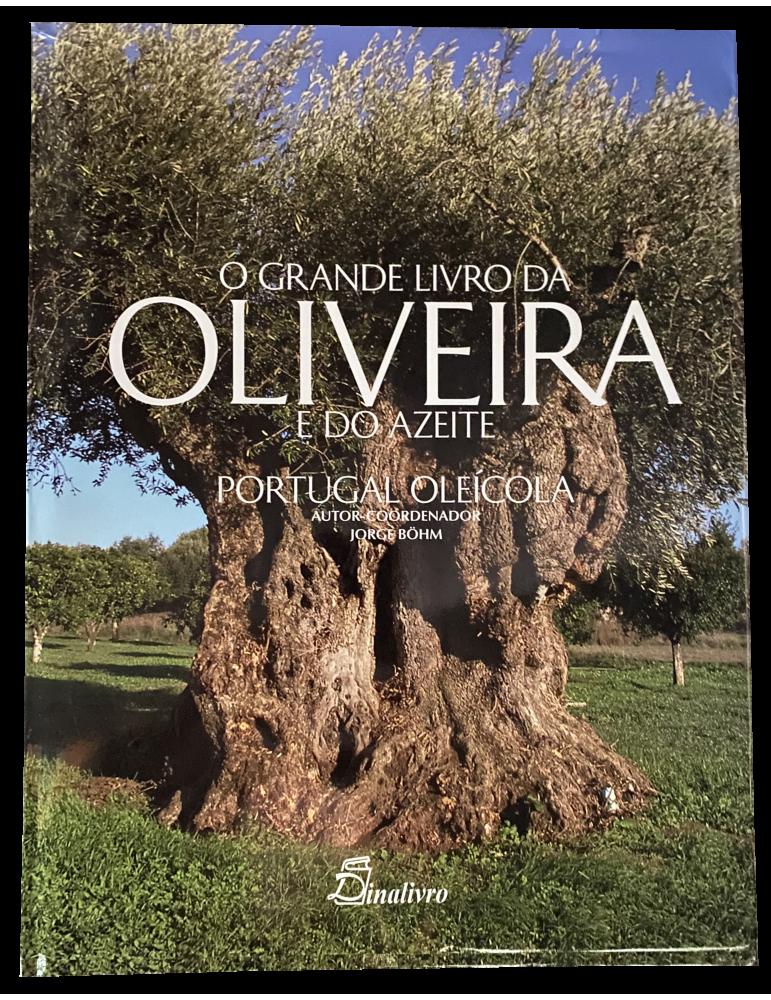 """Book - """"O grande livro da oliveira"""""""